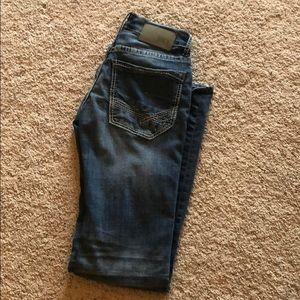 Brand new men's bke jeans